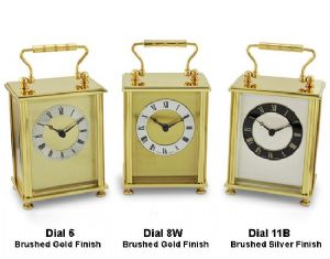 Alternative Dials for Quartz Standard Clocks